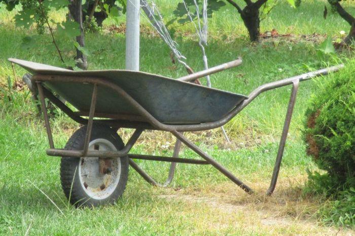 農家に必要なもの4一輪車