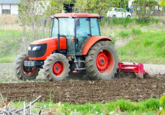 農家に必要なもの6トラクター