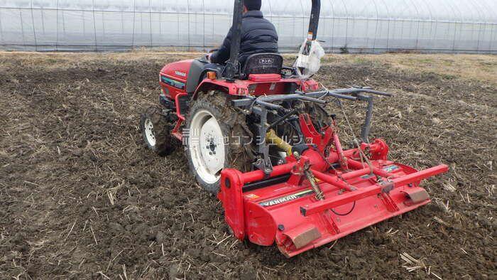 農業機械のイメージ図(トラクター)