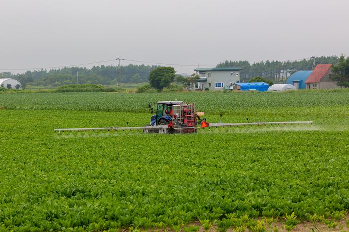農機具購入